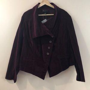 Lane Bryant Plus Size Jacket NWT